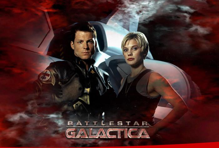 battlestar galactica on netflix