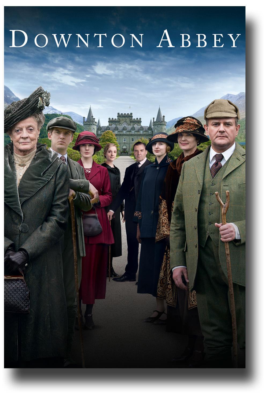 Downton Abbey Netflix