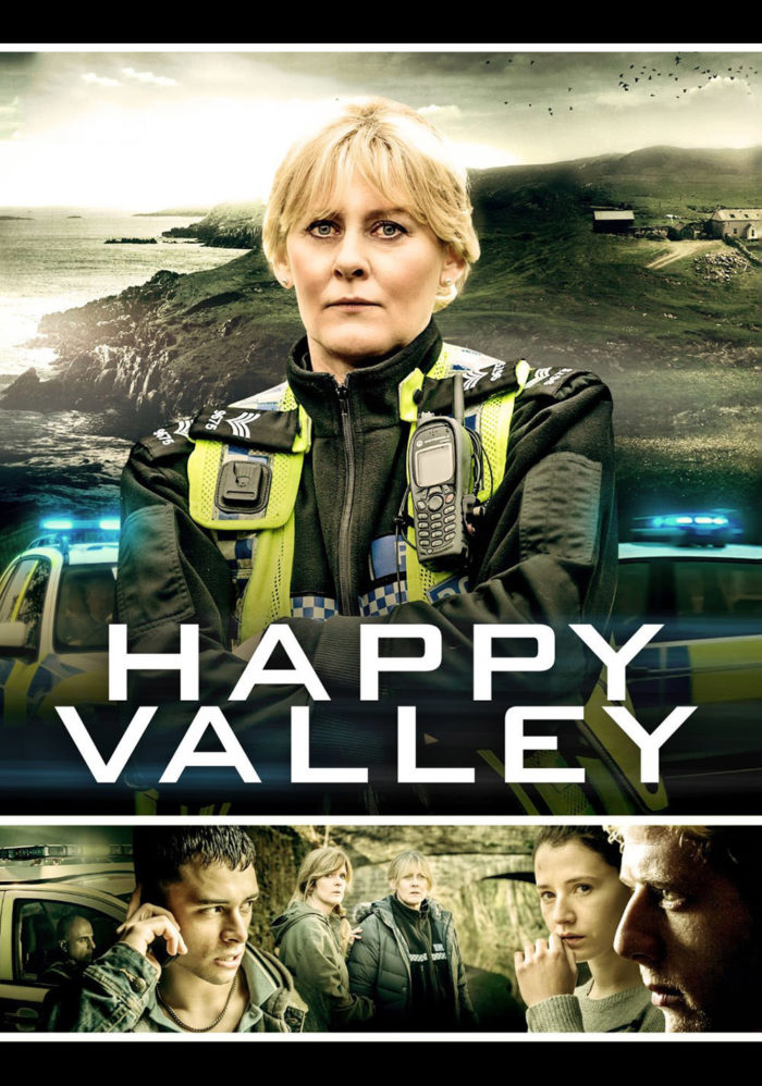 Happy Valley on netflix