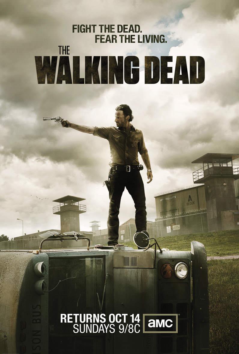 The Walking Dead on Netflix