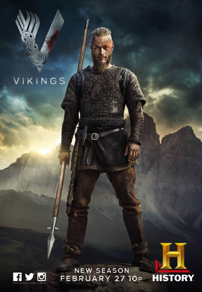 Vikings on netflix