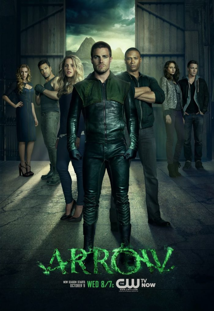 arrow on netflix