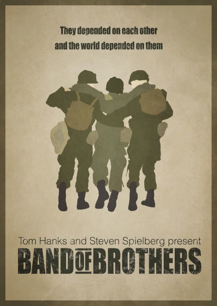 band of brothers on netflix