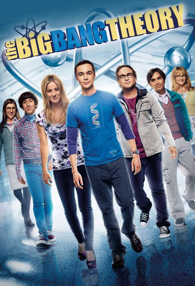Is Big Bang Theory on Netflix Netflix US, UK, Canada, 2