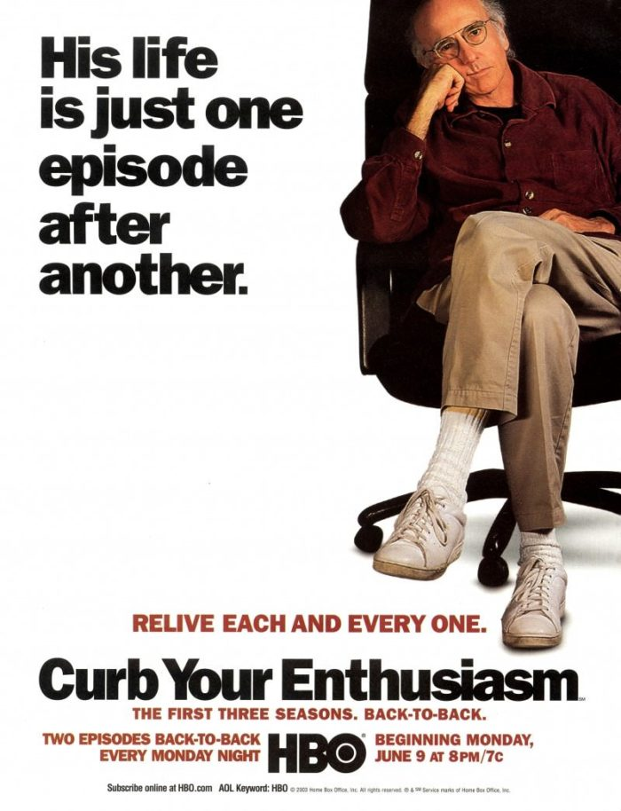 curb your enthusiasm on netflix