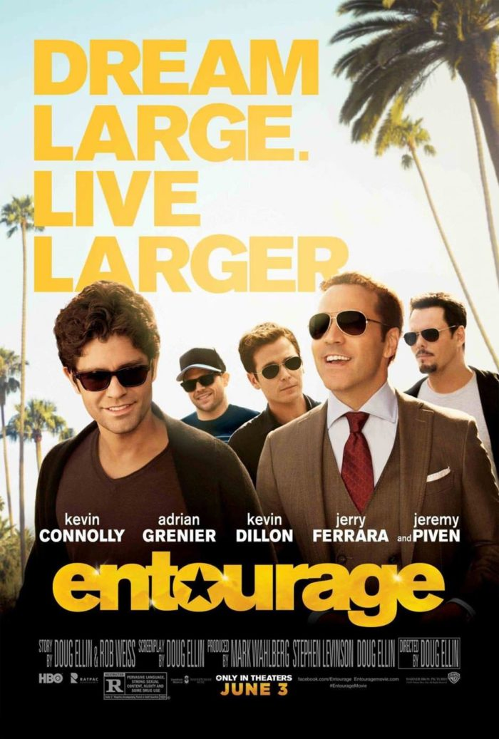 entourage on netflix