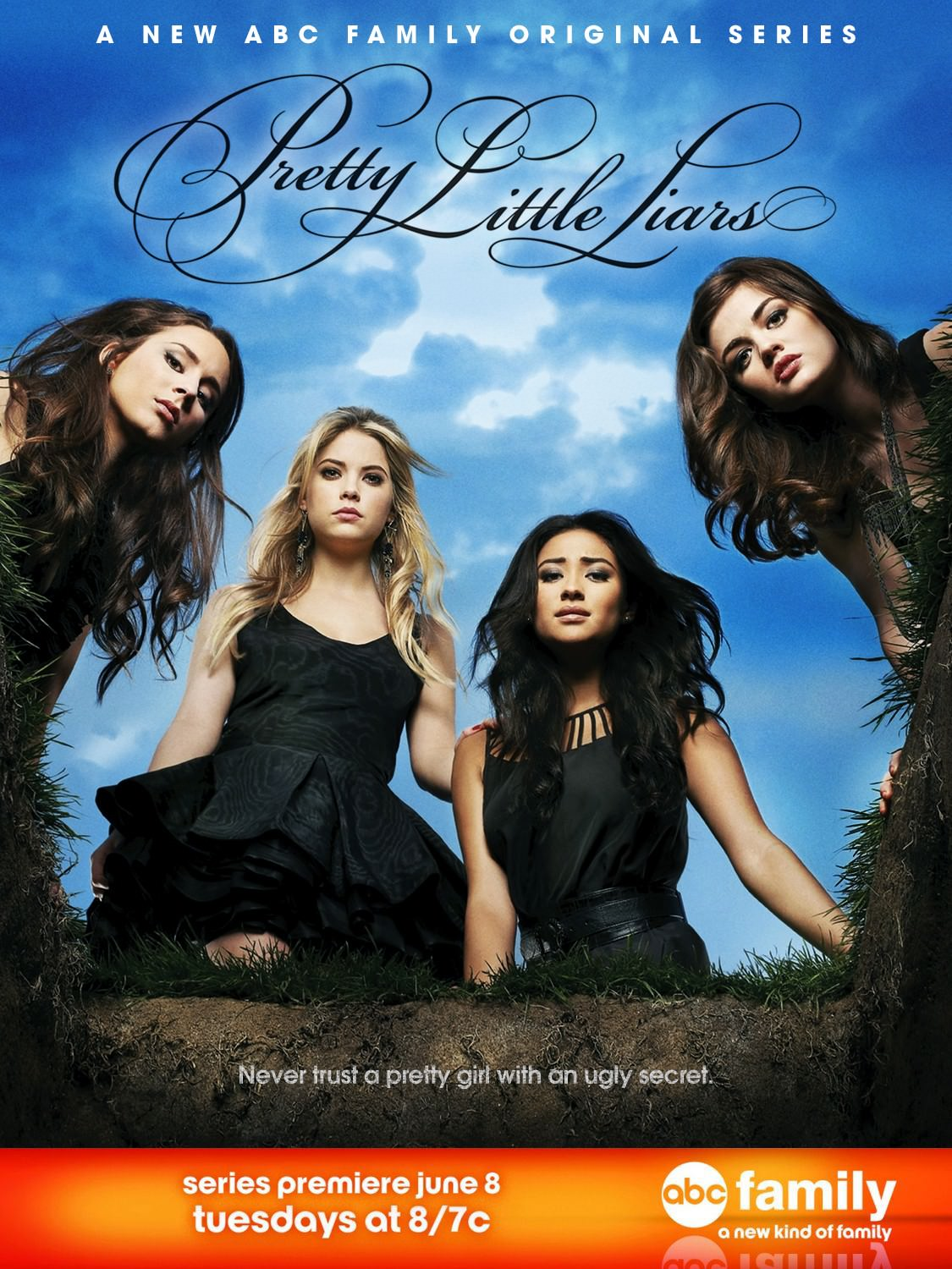 Netflix Pretty Little Liars
