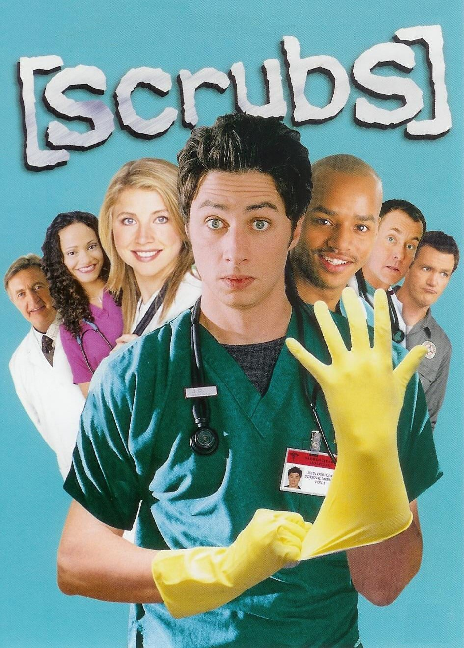 Scrubs Netflix