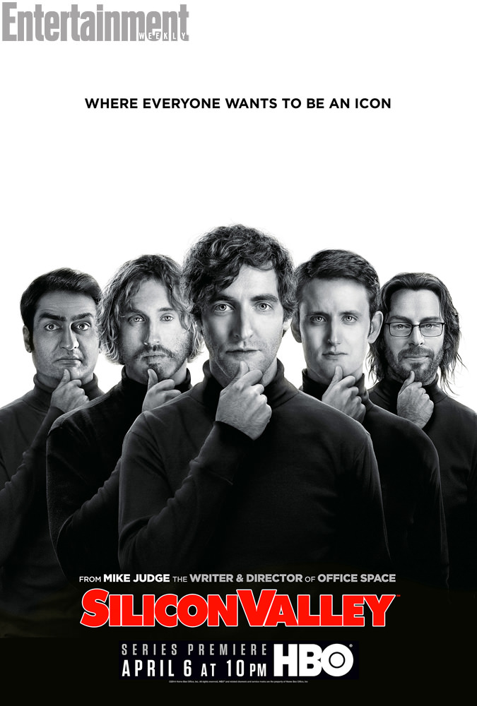 silicon valley on netflix