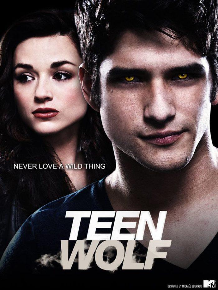 teen wolf on netflix