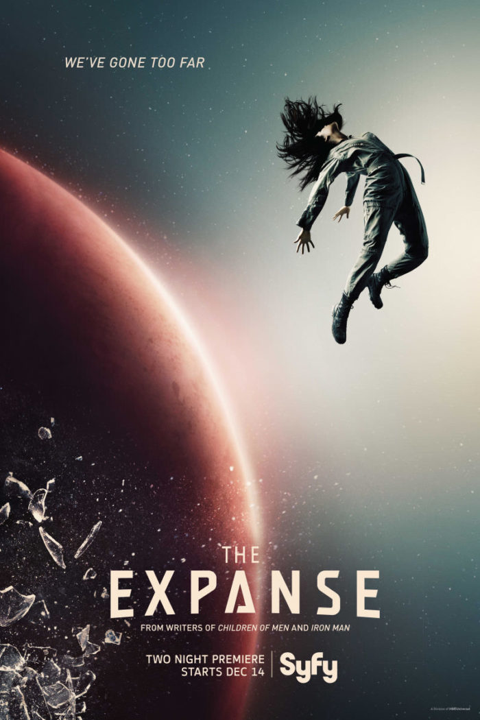 Is The Expanse on Netflix? (Netflix US, UK, Canada, Australia)