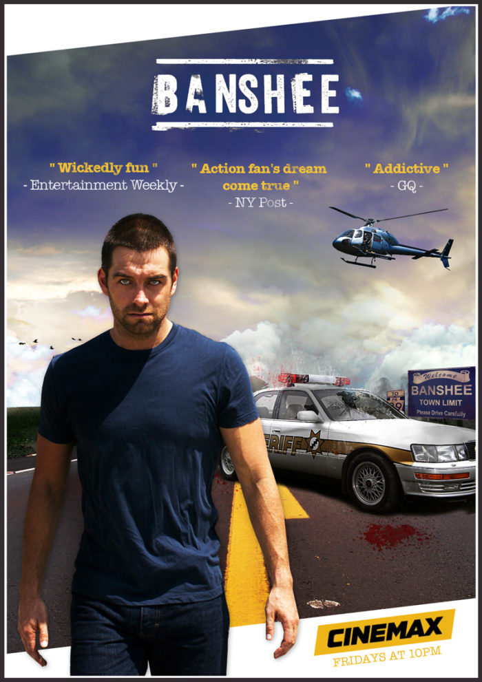 Banshee on netflix