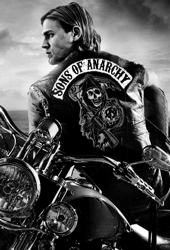 Sons of Anarchy on netflix