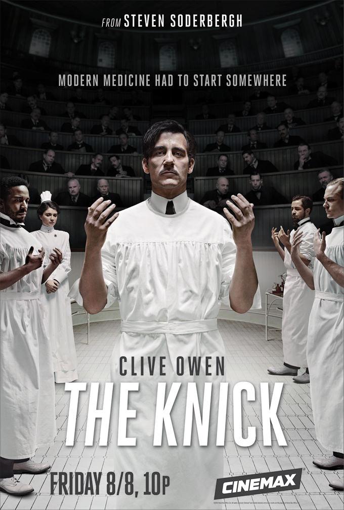 The Knick on netflix