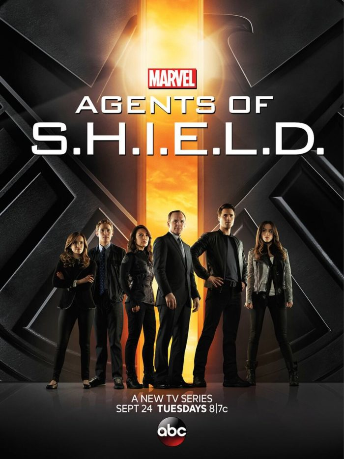 agents of shield on netflix