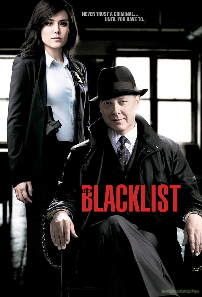 the blacklist on netflix